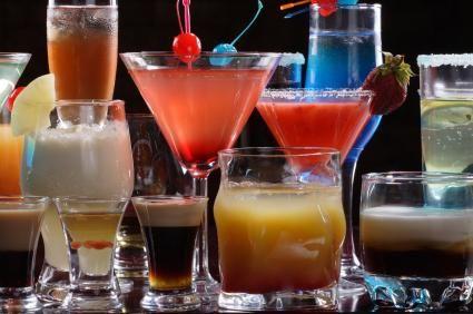 калорийность алкогольный напиток