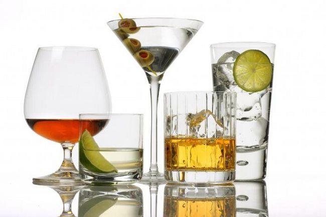 характеристика алкогольных напитков