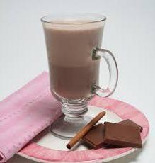 калорийность какао с молоком