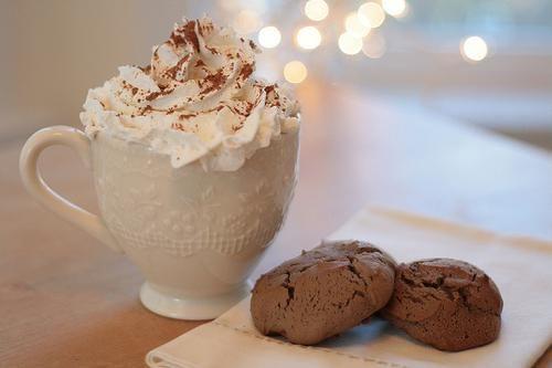 какао с сахаром калорийность
