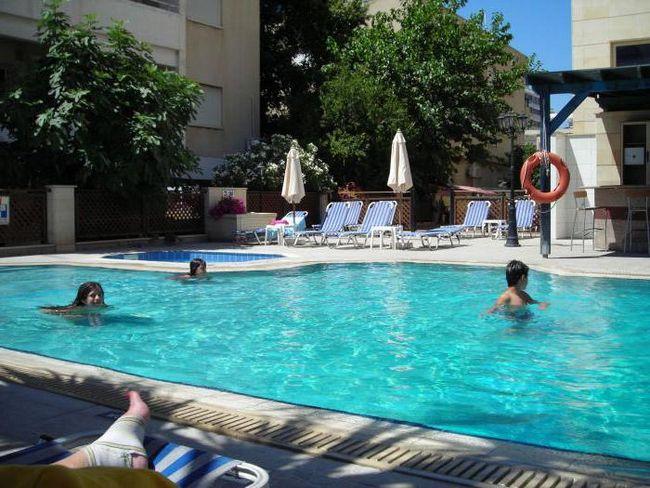 kapetanios limassol hotel кипр