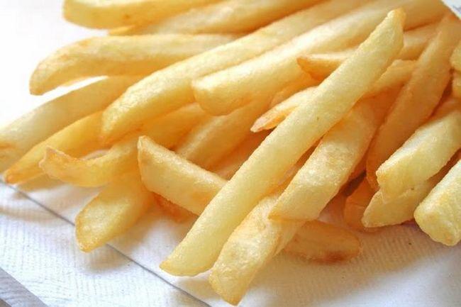 Картошка фри в мультиварке: угощенье для всей семьи
