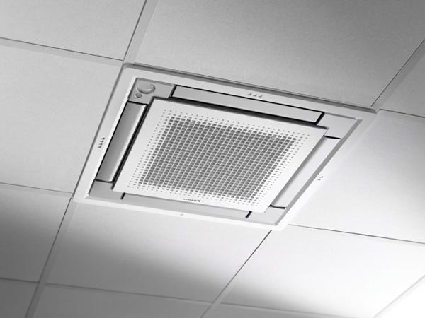 Кассетный потолок: технология современного дизайна