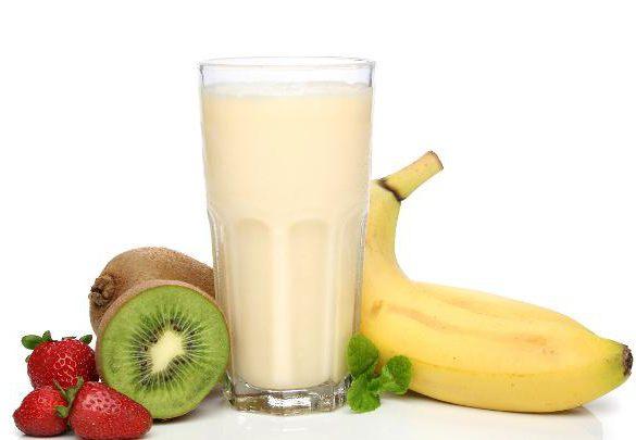 калорийность кефир 1 химический состав и пищевая ценность