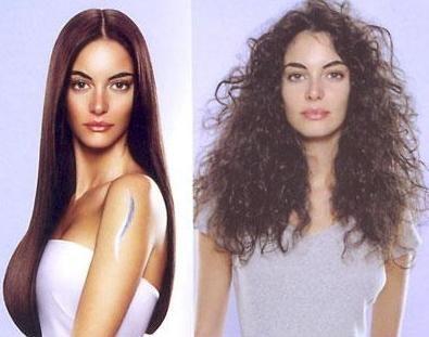 кератиновое восстановление волос технология