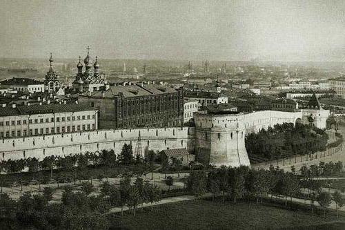 Где находится Китай-город в Москве