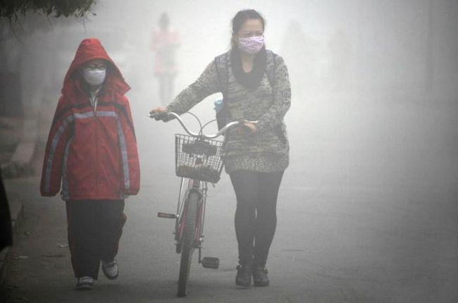 Китай покупает свежий канадский воздух