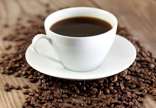черный кофе