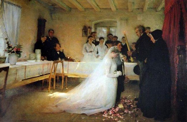 Когда и как благословлять сына перед свадьбой