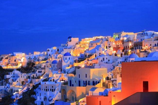 Куда поехать в Греции