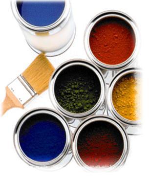 Колер для краски - все цвета радуги