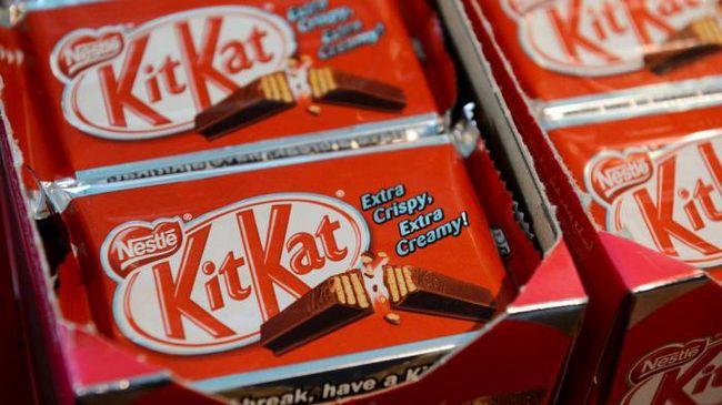 Компания nestle сократила количество сахара в своих продуктах на 40%