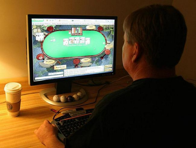 Компьютерная программа никогда не проиграет вам в texas hold'em покер