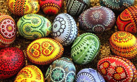 Яйцо Пасхальное