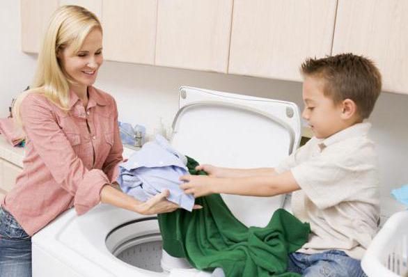 японский детский стиральный порошок