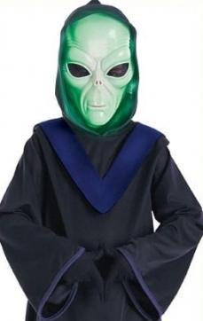 Костюм инопланетянина для детей и взрослых