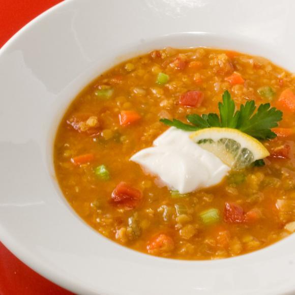 Красная чечевица: рецепты вегетарианской кухни