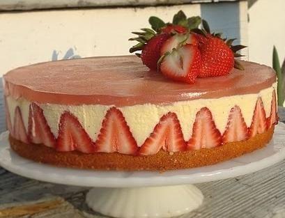 крем для торта с желатином