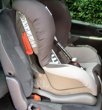 Крепление isofix - дополнительная защита ребенка в автомобиле