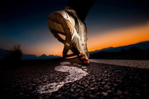 Кроссовки для бега по асфальту: критерии выбора
