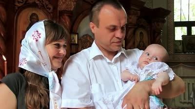 Кто может быть крестными родителями