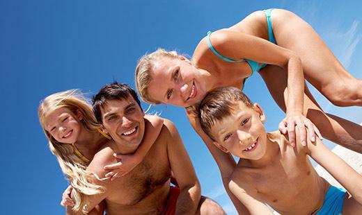 отдых за границей с детьми