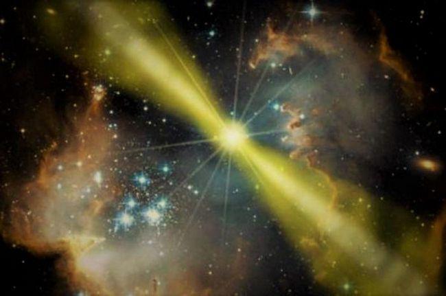 Кто посылает нам радиосигналы из созвездия возничего?