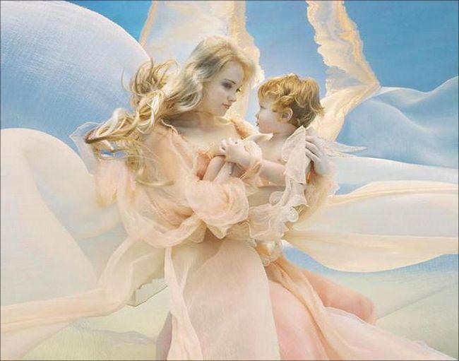 качества ангела