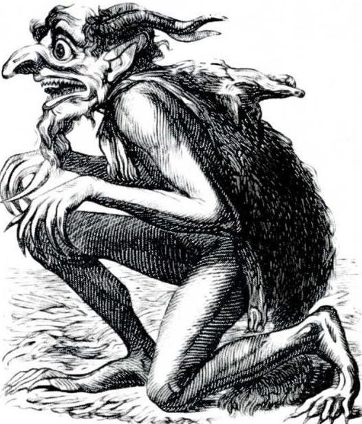 кто такие демоны и их влияние на людей