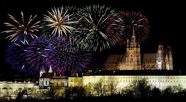 Новый год в европе недорого
