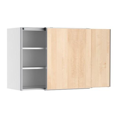 Кухонные навесные шкафы: за и против?