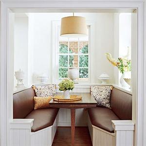Кухонный уголок своими руками - сделать легче, чем кажется!
