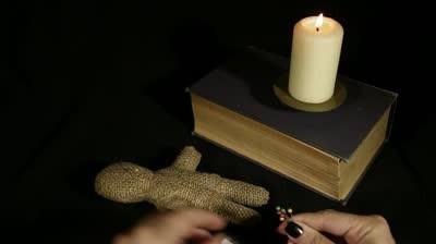 Кукла вуду – магия своими руками