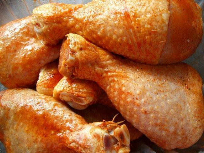 Как приготовить куриные окорочка