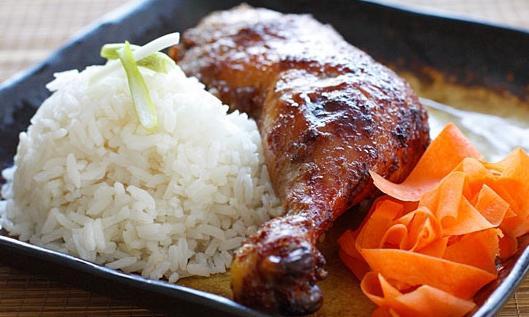 Блюда из куриных окорочков