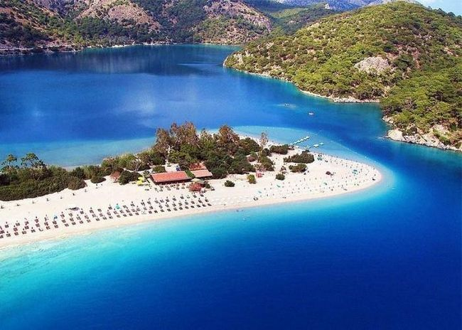 турция эгейское побережье отели