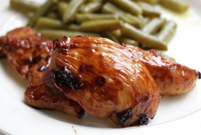 вкусно запечь курицу в духовке