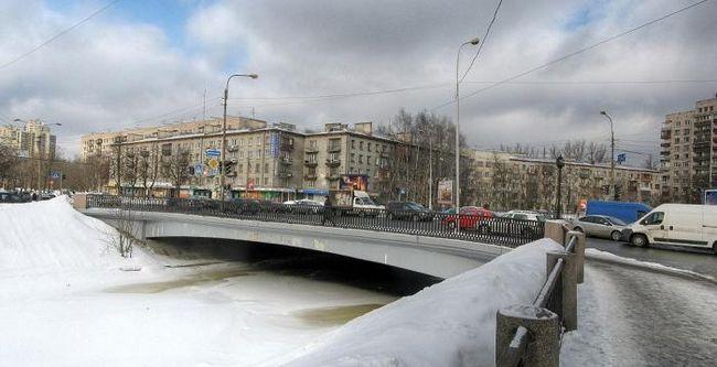 Ланское шоссе. Санкт-петербург