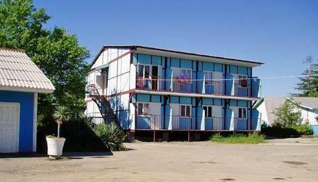 Лазаревское взморье база отдыха