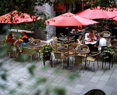 Летнее кафе - лучшая бизнес-идея 2013 года!
