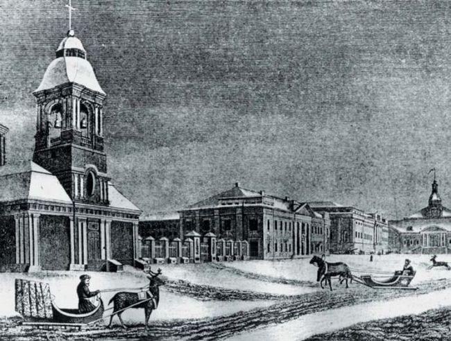 Литейный проспект. Санкт - петербург