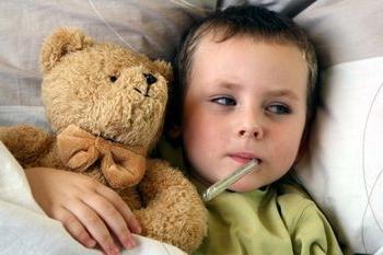 Литическая смесь для детей от температуры в критических случаях