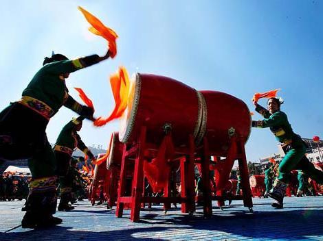 Любимые праздники в китае