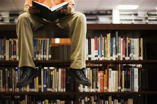 Люди, которые много читают, живут дольше?