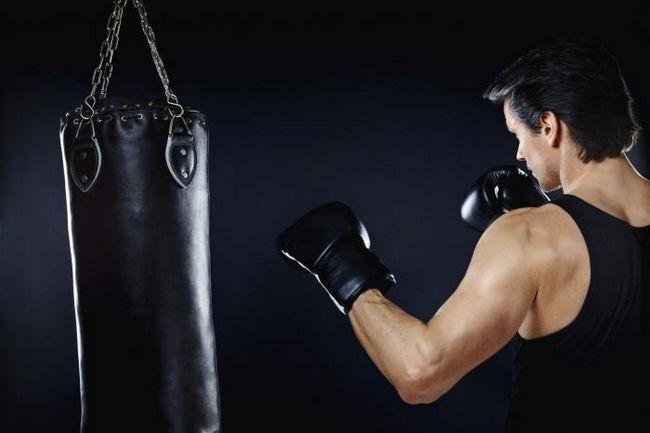 Лучшая боксерская груша - какая она?