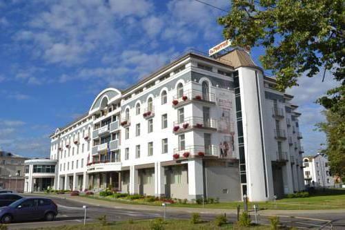 гостиницы ярославля недорого около вокзала