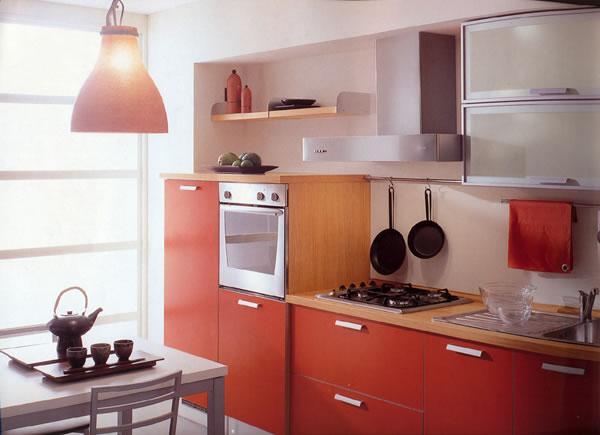 Лучшая планировка маленькой кухни