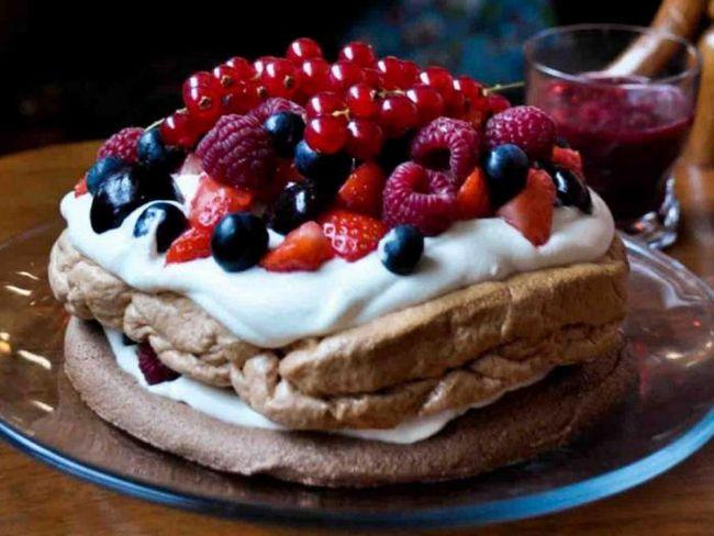 Лучшие праздничные десерты из 22 стран мира