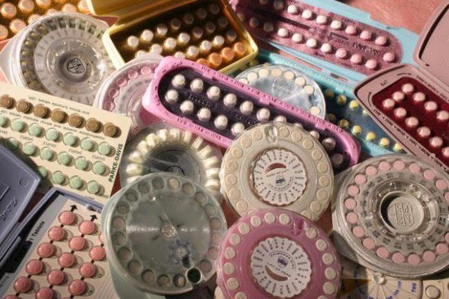 лучшие противозачаточные таблетки