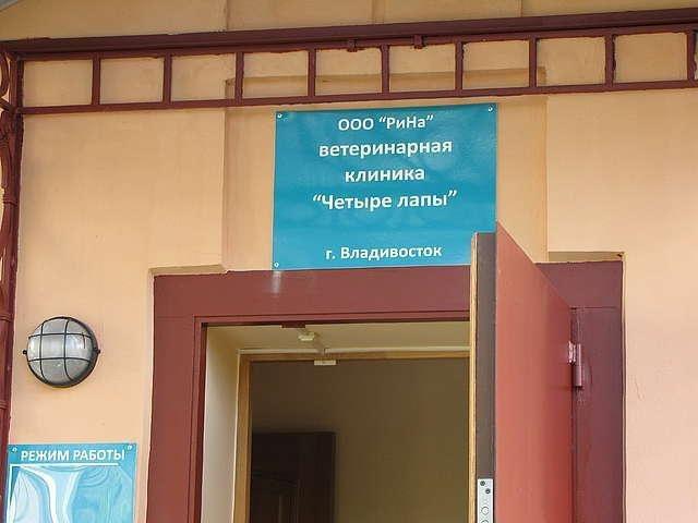 Ветклиники Владивосток